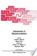 Advances in Morphometrics