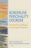 Pdf Borderline Personality Disorder Telecharger
