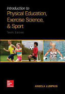 Introduction to Physical Education  Exercise Science  and Sport Book