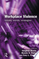 Workplace Violence Book