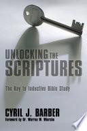 Unlocking the Scriptures
