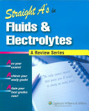 Straight A's in Fluids and Electrolytes
