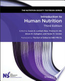 """Introduction to Human Nutrition"" by Susan A. Lanham-New, Thomas R. Hill, Alison M. Gallagher, Hester H. Vorster"