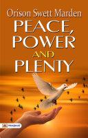 Peace, Power and Plenty [Pdf/ePub] eBook