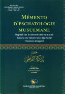 Pdf Mémento d'eschatologie Musulmane Telecharger