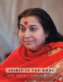 Spirit Is the Goal Pdf/ePub eBook