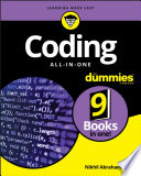 """""""Coding All-in-One For Dummies"""" by Nikhil Abraham"""