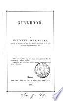 Girlhood By Marianne Farningham