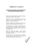 """""""Borboleta Amarela"""""""