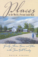 Places in the World a Person Could Walk Book