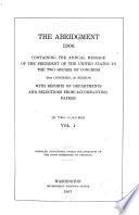 The Abridgment