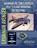 Grumman Tbm Avenger Pilot s Flight Manual