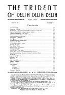 The Trident of Delta Delta Delta Book PDF