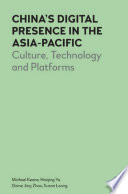 China s Digital Presence in the Asia Pacific