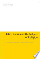 Film  Lacan and the Subject of Religion