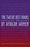 The Twelve Best Books by African Women