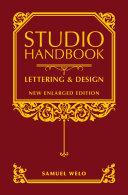Studio Handbook: Lettering & Design