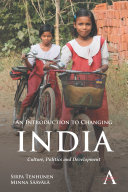 An Introduction to Changing India Pdf/ePub eBook