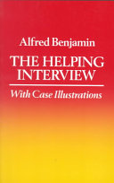 The Helping Interview with Case Illustrations Book