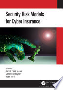 Security Risk Models for Cyber Insurance