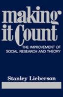 Making It Count Pdf/ePub eBook