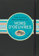 Little Black Book of Hors D'Oevure Pdf/ePub eBook