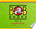 Bob Books Set 4  Complex Words Book