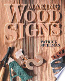 Making Wood Signs Book PDF