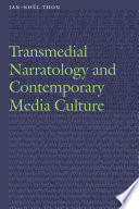 Cover of Transmedial Narratology and Contemporary Media Culture