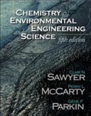 Chemistry For Environmental Engineering And Science Book PDF