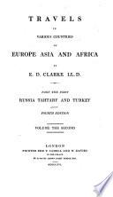 Russia  Tartary  and Turkey