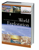 The Oxford Companion To World Exploration A L