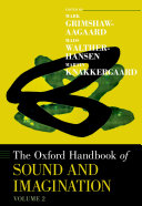 The Oxford Handbook of Sound and Imagination