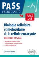 Pdf Biologie cellulaire et moléculaire de la cellule eucaryote - Exercices et QCM Telecharger