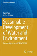 Sustainable Development Of Water And Environment Book PDF