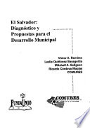 El Salvador, diagnóstico y propuestas para el desarrollo municipal