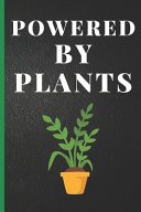 Blank Vegan Recipe Book   Powered By Plants
