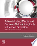 Failure Modes  Effects and Causes of Microbiologically Influenced Corrosion