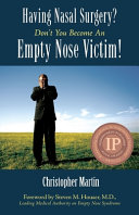 Having Nasal Surgery  Don t You Become an Empty Nose Victim