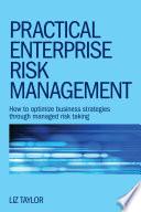 Practical Enterprise Risk Management Book