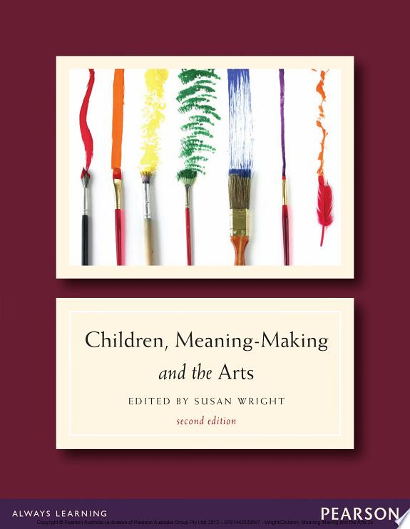 Children, Meaning-Making and the Ar