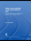 State Accountability Under International Law