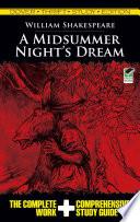 A Midsummer Night s Dream Thrift Study Edition