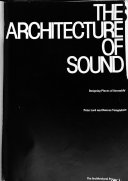 The Architecture of Sound