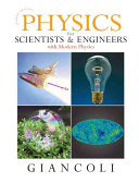 Physics for Scientists   Engineers with Modern Physics