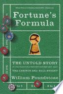 Fortune's Formula