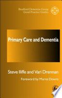 Primary Care And Dementia