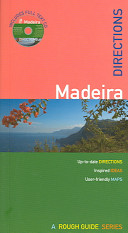 Rough Guides Madiera Directions