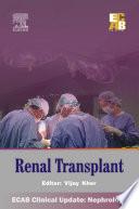 Renal Transplant   ECAB