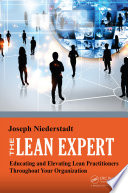 The Lean Expert Book